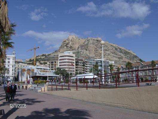 Vakantie Spanje 2008 042
