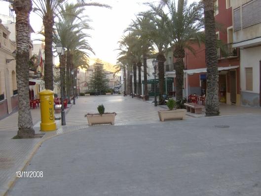 Vakantie Spanje 2008 079