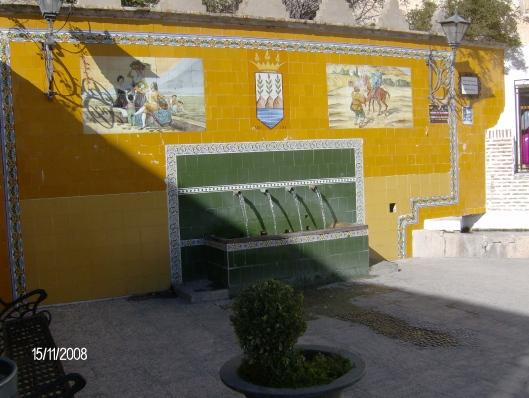 Vakantie Spanje 2008 129