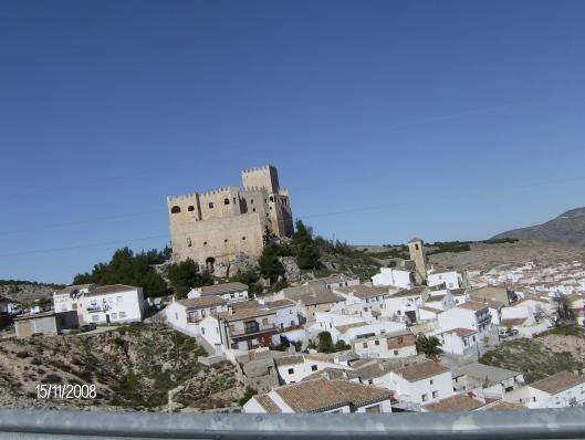 Vakantie Spanje 2008 142