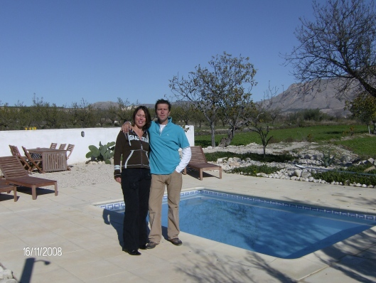 Vakantie Spanje 2008 174