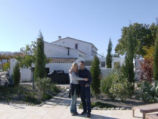 Vakantie Spanje 2008 176