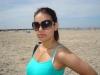 Cheyenne_op_het_strand