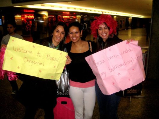 Welcome brazil