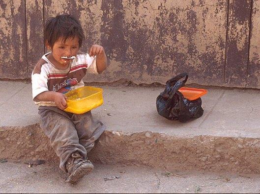 Armoede guatemala