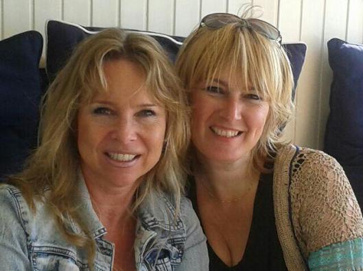 Paulette en Ira